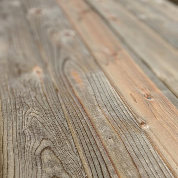 Our 94mm wide tanalised slats provide customers with a cheaper alternative to that of Larch and Cedar