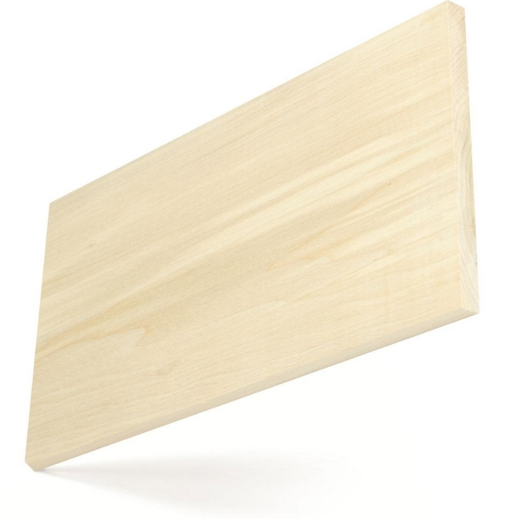 Tulip wood is a stunning timber with light tones prior to the cambia process.